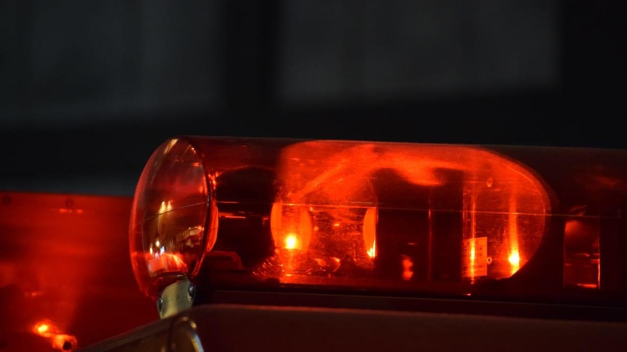 板橋で火事