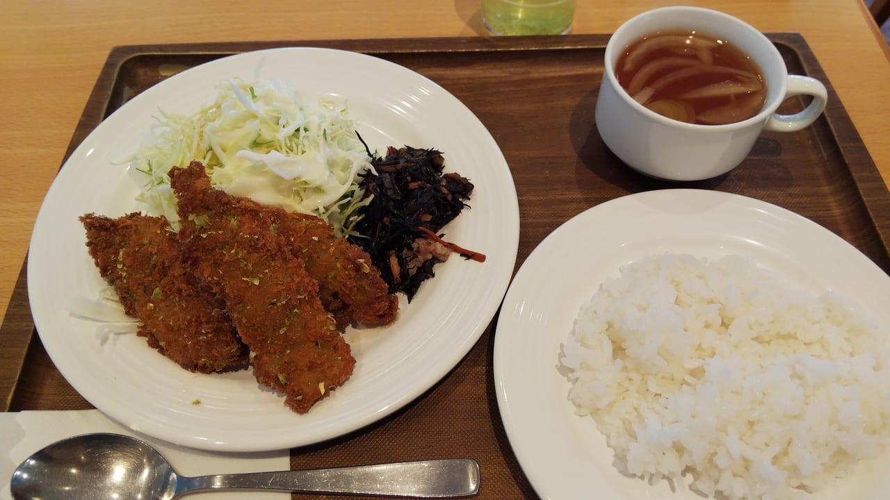 板橋区役所のレストラン