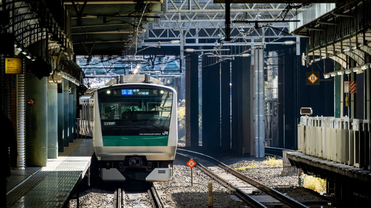 埼京線ポイント故障